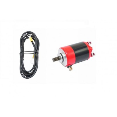CYGNUS 125 Reinforced Starter Motor With Ground Cable