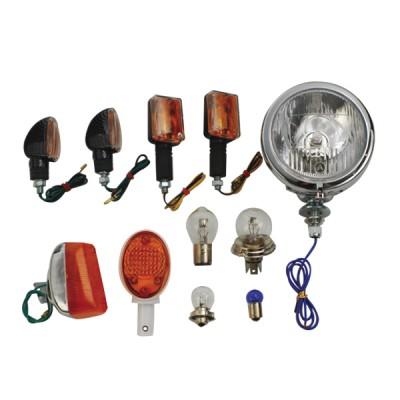 Lamp Head Light Bulb