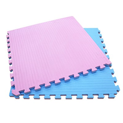 EVA Foam macaron colors play mats