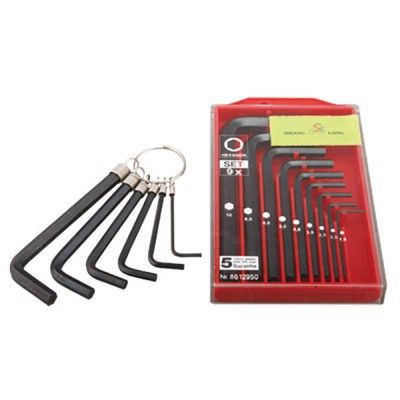Hex-Key Wrenches SET ST-212A-bike tools