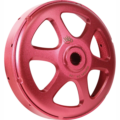 Forging Pulley Set  (Red)