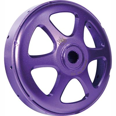 Forging Pulley Set  (Purple)