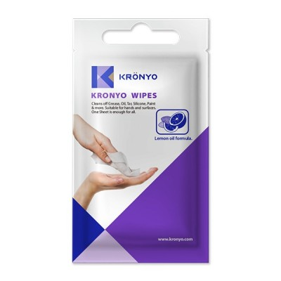 WP001-02 Wipes single in packaging